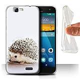 Hülle Für Huawei Ascend G7 Süß Baby Tier Fotos Kleiner