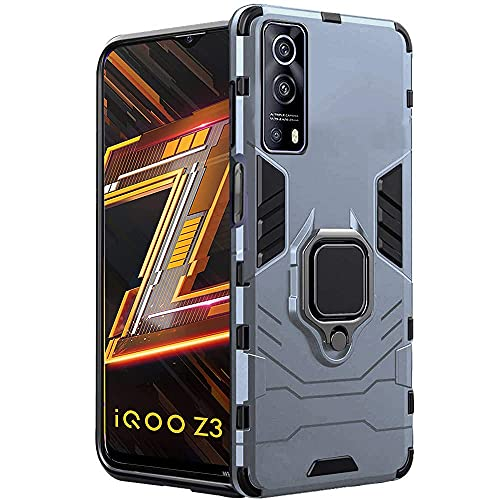 CoverEx iQOO Z3 5G Back Cover