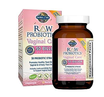 Raw Probiotics Vaginal Care 30 Capsules