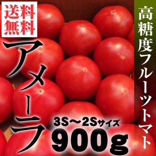 築地・野菜の目利きが厳選『高糖度フルーツトマト アメーラ 900g 2S〜3Sサイズ』
