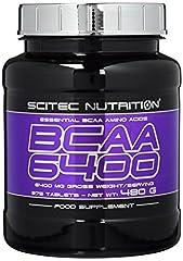 Scitec Nutrition Amino BCAA 6400, 375 comprimés