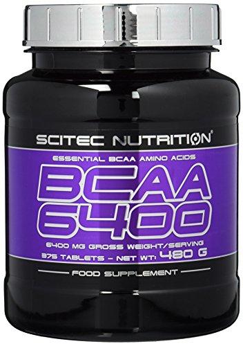 Scitec Nutrition -   Amino BCAA 6400,