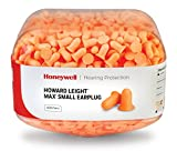 Howard Leight MAX Small Earplug Refill for HL400 Dispenser, 800 Pairs (Two 400-Pair Canisters), NRR 30 (HL400-MAXS-REFILL)