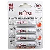 Fujitsu Akku 4St. AA 1900mAh Standard ReadyToUse - Akku - Mignon (AA), HR-3UTCEU (4B)