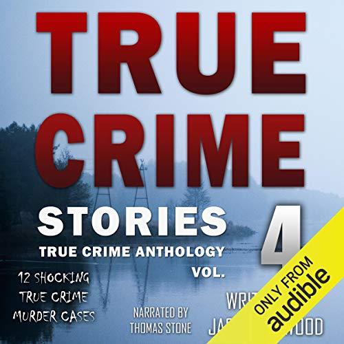 True Crime Stories Volume 4  By  cover art