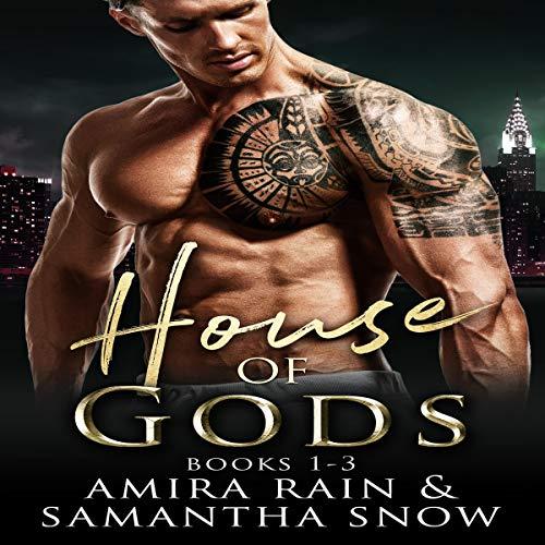 House of Gods: Books 1-3 cover art