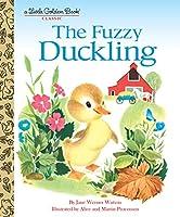 The Fuzzy Duckling (Little Golden Book)