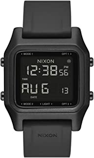 NIXON Staple Black A1282000 Unisex Watch.