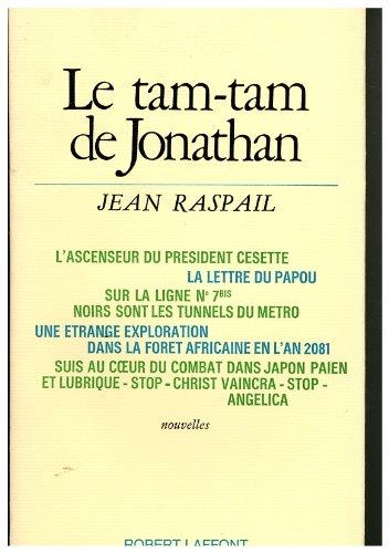 LE TAM-TAM DE JONATHAN
