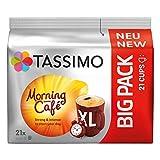 Tassimo Morning Café XL - Café de Desayuno (21 Discos en T)