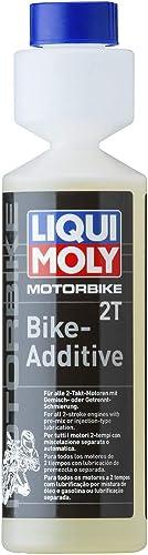 Liqui Moly 1582 Additif pour Moteurs 2 Temps 250ml de Moto