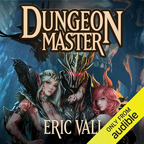Dungeon Master Audiobook By Eric Vall cover art