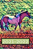 Pretty Painted Pony Purple Horse lover's 25 Month Weekly Planer Dated Calendar 2 years plus December: To-Do Lists,Tasks, Notes or Appointments. ... : 25 months Weekly Planner Horse Riding)