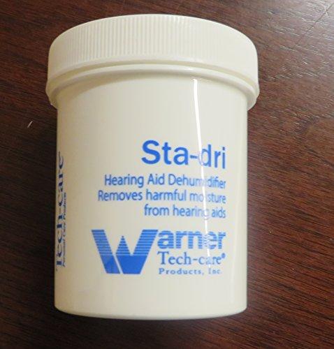 Sta-Dri Hearing Aid Dehumidifier