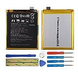 Duotipa Batería de repuesto BLP685 compatible con One Plus 6T 1+6T A6010 A6013 batería con herramientas