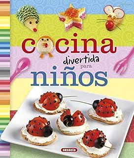 Cocina divertida para niños (100 Manualidades