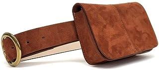 (ビーローザベルト) B-LOW THE BELT レディース バッグ ボディバッグ・ウエストポーチ Sidney Suede Belt Bag [並行輸入品]