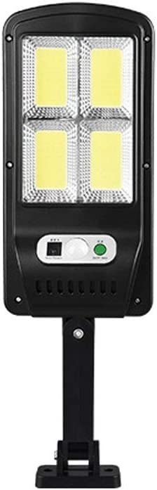 ZHUANYIYI 128 At the San Francisco Mall price COB Solar Street Security Outdoor Lights Light Wal