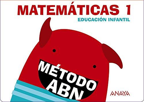 Matemáticas ABN 1. (Cuadernos 1 y 2) (Método ABN)