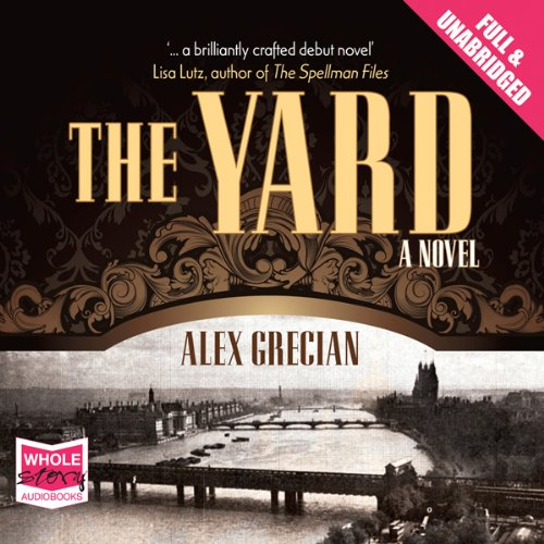 The Yard audiobook cover art