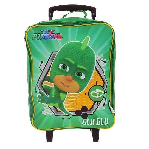 Pyjamasks GLUGLU Children's Trolley Suitcase