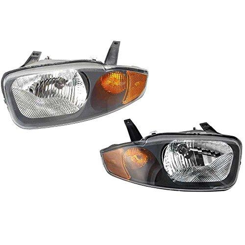 03 cavalier headlight assembly - 7