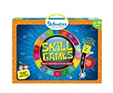 WRITE AND WIPE ACTIVITY MATS : Includes 6 double-sided activity mats, 2 Skilly Billy pens, 1 Duster Cloth and 1 Skilly Billy Achievement Certificate. All the activity mats come with instructions which are easy to understand. LEARN THROUGH PLAY : 13 h...