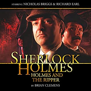 Sherlock Holmes - Holmes and the Ripper cover art