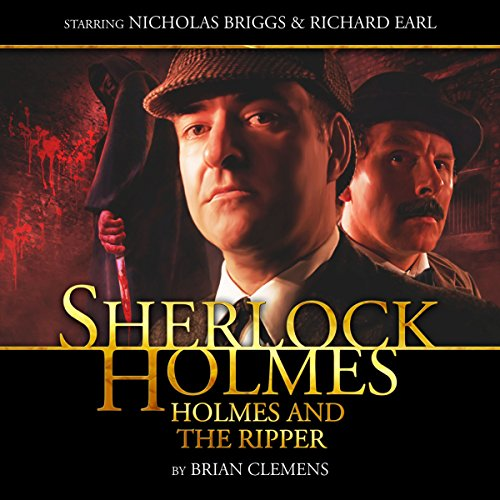 Sherlock Holmes - Holmes and the Ripper Titelbild