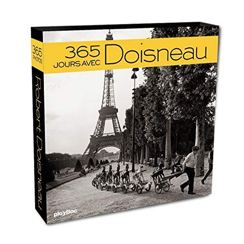 Calendrier - 365 jours avec Doisneau (P.BAC 365 CHEV.)