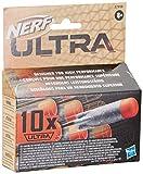 Nerf - Pack de 10 Flechettes Nerf Ultra Officielles