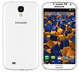 mumbi Funda Compatible con Samsung Galaxy S4 Caja del teléfono móvil, Transparente