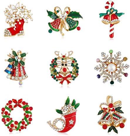 Christmas pins wholesale _image3