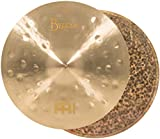 Meinl Cymbals B14JTH Byzance 14-Inch Jazz Thin Hi-Hat Cymbal Pair (VIDEO)
