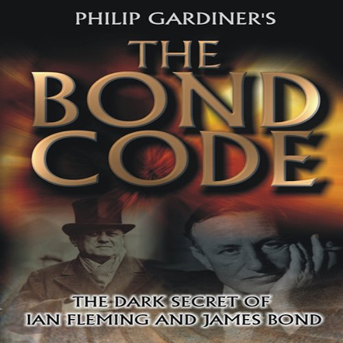 The Bond Code audiobook cover art