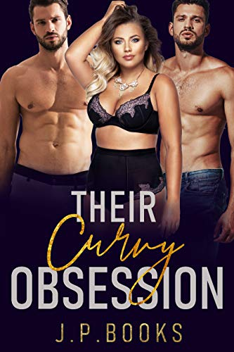 Their Curvy Obsession: Menage Romance Collection (English Edition)