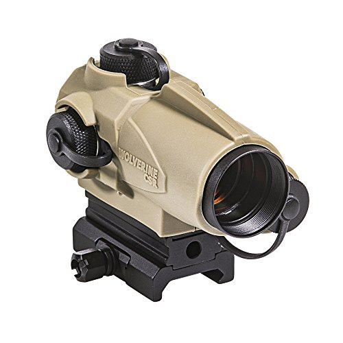 Sightmark Wolverine CSR Red Dot Sight, Flat Dark Earth