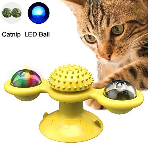 Giochi con piume per gatti
