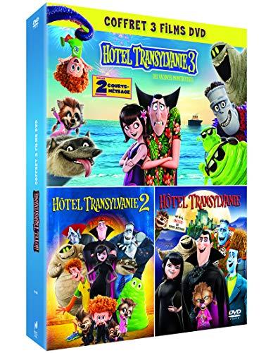 Hôtel Transylvanie-Coffret 3 Films