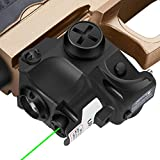 Pinty Laser Sight Combo Green Laser 80-100 Lumen LED Flashlight...