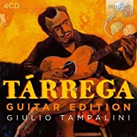 Tarrega: Guitar Edition by Giulio Tampalini