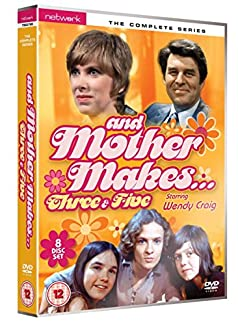 And Mother Makes... Three & Five - The Complete Series