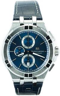 Maurice Lacroix - Reloj analógico para Hombres de AI1018-SS001-430-1