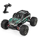 Gxatt 1: 16 All Terrain Remote Control Truck,36km/h 4WD Off-Road RC Trucks,2.4Ghz High Speed RC Cars for Adults & Kids Electronic Radio Controlled Cars (Green)