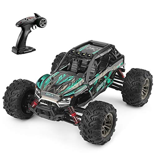 Gxatt 1: 16 All Terrain Remote Control Truck, 36km/h 4WD Off-Road RC Trucks,2.4Ghz High Speed RC Cars for Adults & Kids Electronic Radio Controlled Cars (Green)