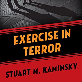 Exercise in Terror audiobook cover art