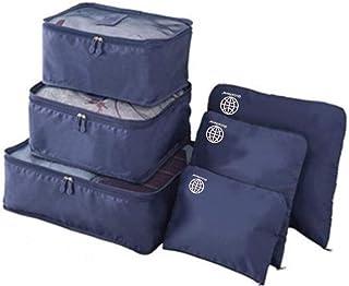 Travel Cubes Organiser- Travelling Accessories & Storage Bags - Organize Gear, Gadgets, Clothes, Underwear, Toiletries, Lu...