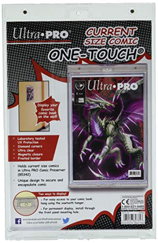 Ultra Pro Comic Book Display Holder, Clear