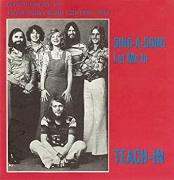 Ding-A-Dong Winner Eurovision Festival 1975 (Remastered)
