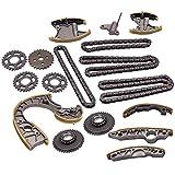 maXpeedingrods Kit Cadena de Distribucion Para A4 A6 A8 Q7 Q5 Touareg Phaeton 3.0 2.7